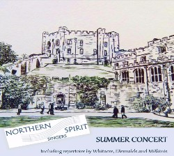 Northern Spirit Singers – a Northern Summer concert