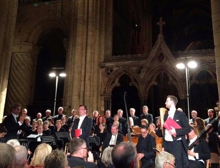 Monteverdi Vespers diary 4: finishing the jigsaw