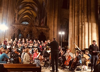 Durham Singers: Bach Christmas Oratorio