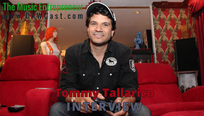 Tommy Tallarico Interview December 2007