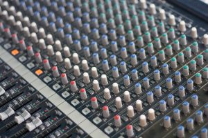 Mixers for podcasting