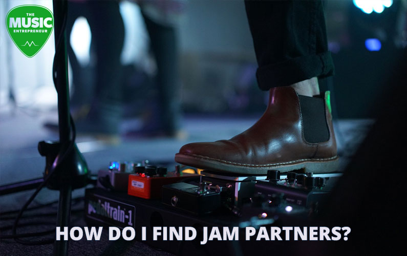 How do I Find Jam Partners?