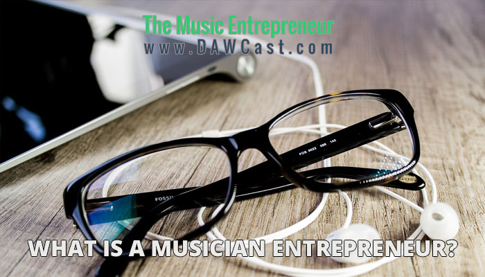 What is a Musician Entrepreneur?