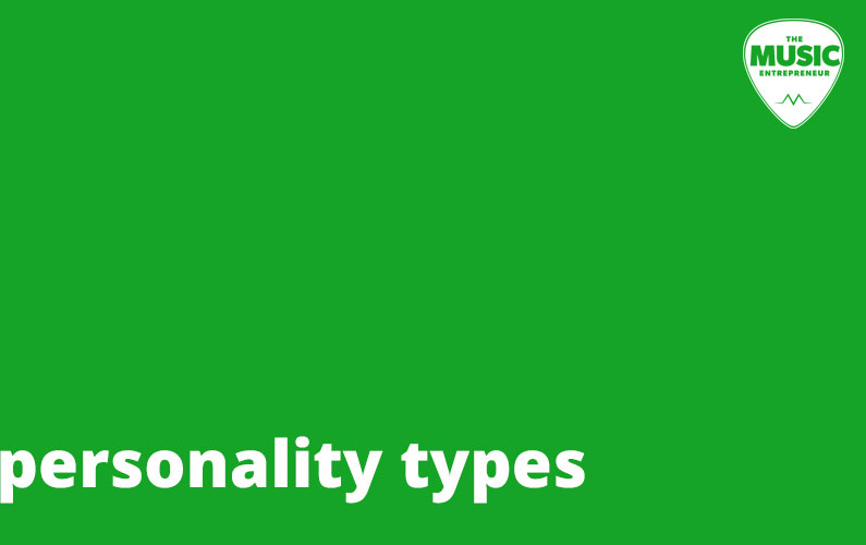 Lessons in Creativity, Part 2: Personality Types