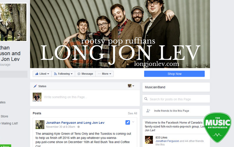 Long Jon Lev to Perform at Red Bush Tea and Coffee Company, in Calgary, AB