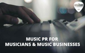 The Music Entrepreneur Launches Music PR Services