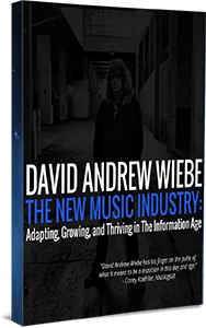 The New Music Industry: Adapting, Growing, and Thriving in The Information Age book