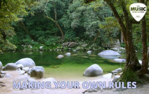 038 – Making Your Own Rules