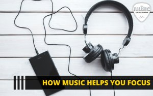 How Music Helps You Focus [INFOGRAPHIC]
