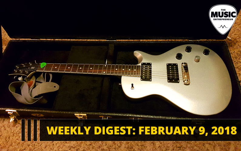 Weekly Digest: February 9, 2018