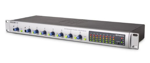PreSonus DigiMax D8 Eight-Channel Preamp