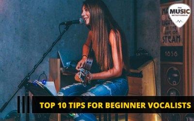 Top 10 Tips For Beginner Vocalists