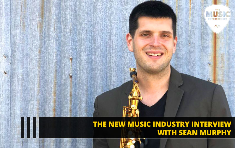 103 – The Importance of Music Entrepreneurship – with Sean Murphy of Murphy Music Press Publishing