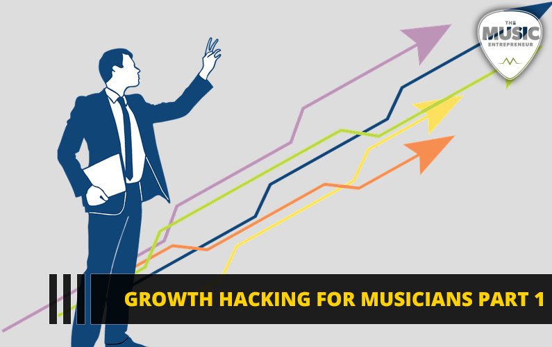 115 – Growth Hacking for Musicians Part 1