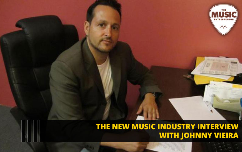 113 – How to Leverage Influencer Marketing to Promote Your Music – with Johnny Vieira of TribeFluence