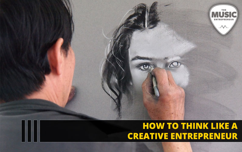 How to Think Like a Creative Entrepreneur