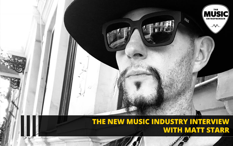 135 – The Secret to Success in Music – with Drummer and Career Coach Matt Starr