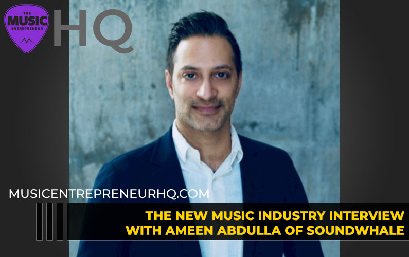 161 – Transforming Remote Studio Collaboration – with Ameen Abdulla of Soundwhale