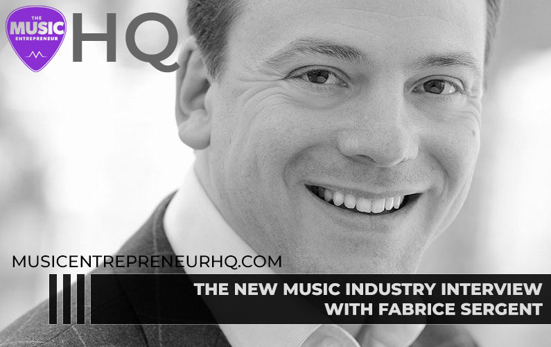 169 – Building a Thriving Live Music Community – with Fabrice Sergent of Bandsintown