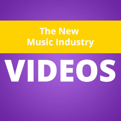 The New Music Industry Videos