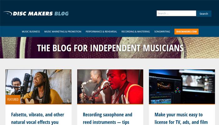 Disc Makers Blog