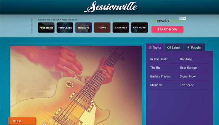Sessionville