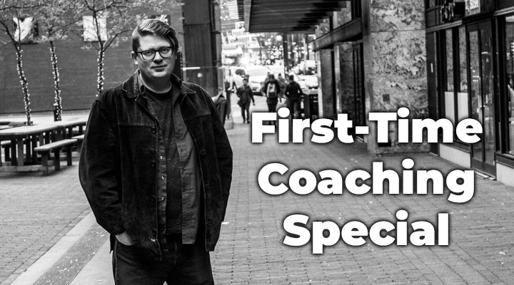 First-Time Coaching Special