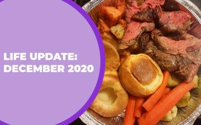 Life Update: December 2020