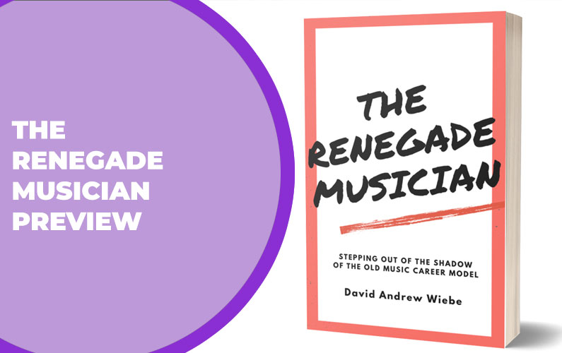 The Renegade Musician Preview