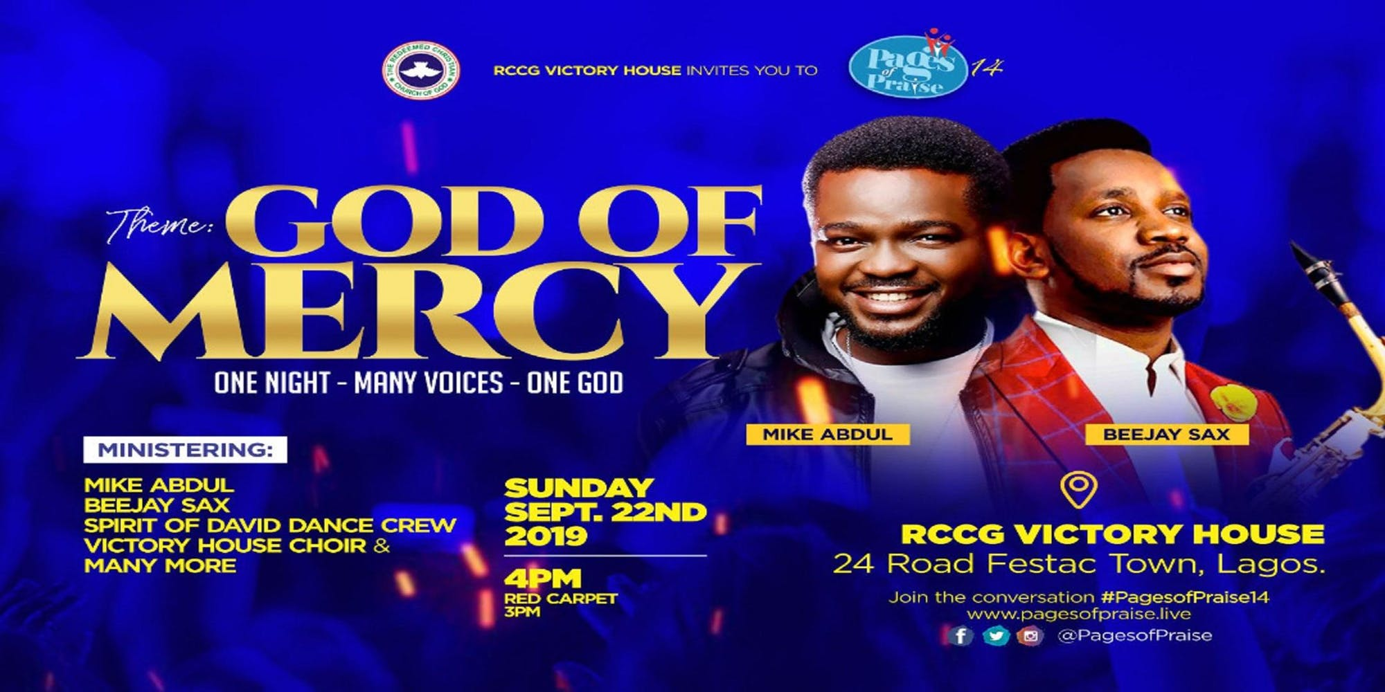 RCCG Victory House