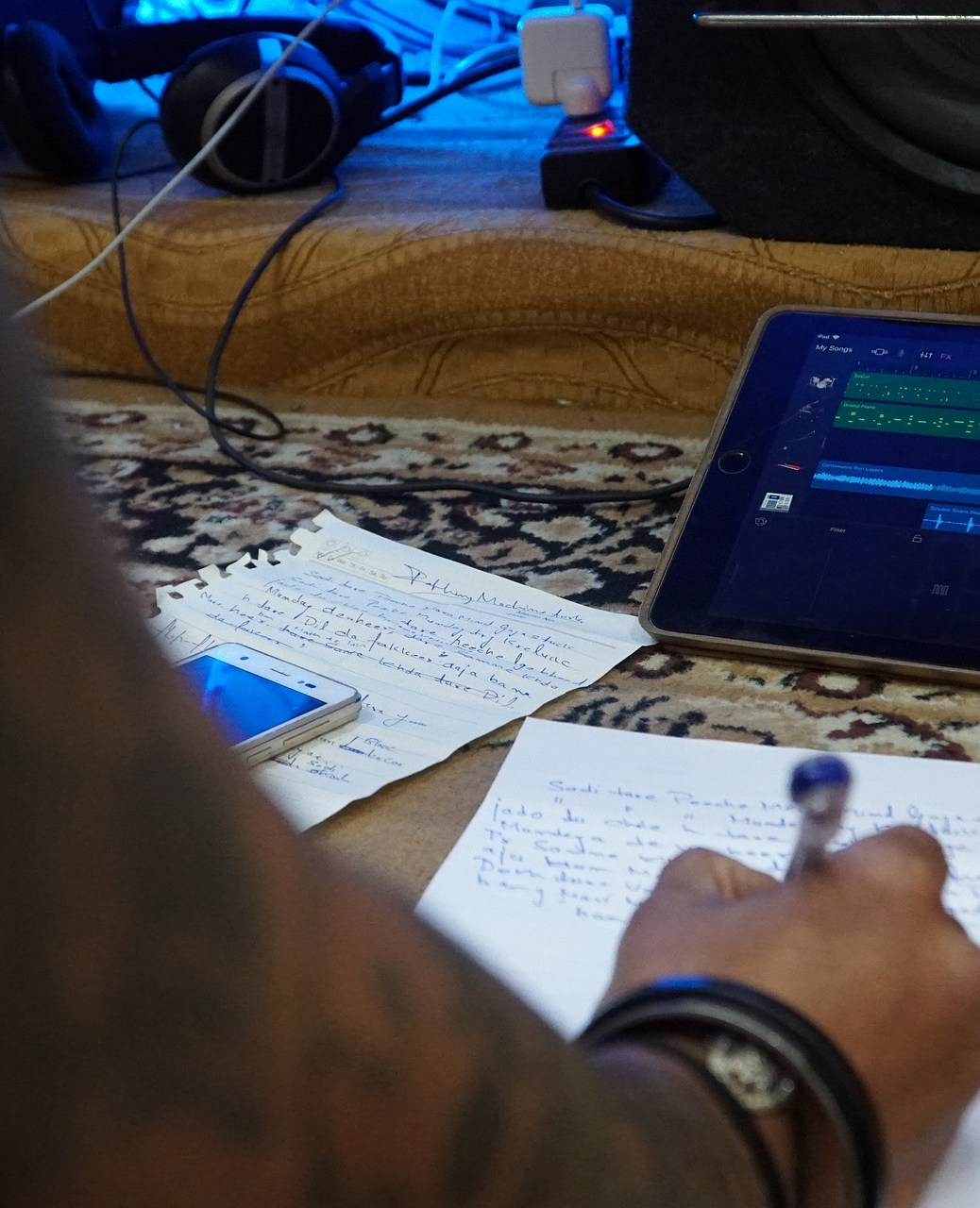 how to write good song