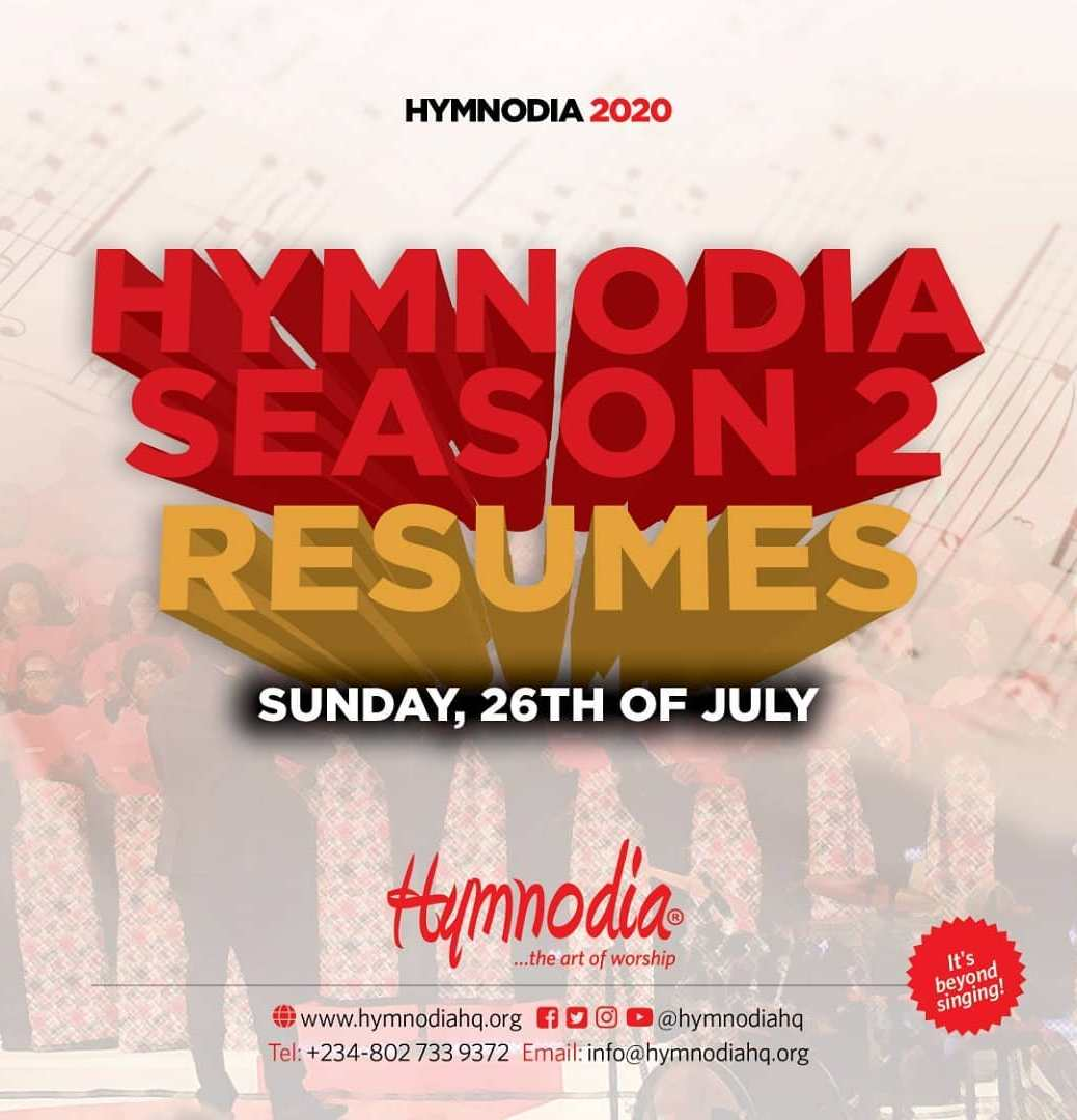Hymnodia season 2 returns