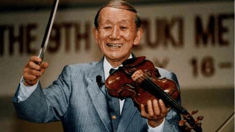 Shinichi Suzuki