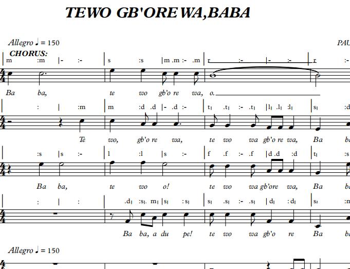 Tewo Gb