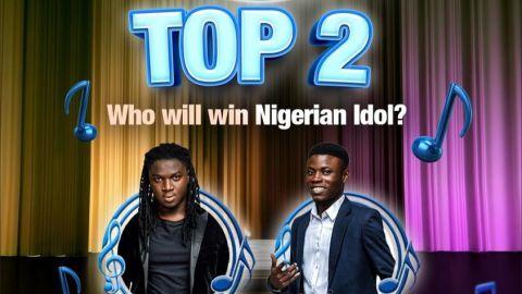 Nigerian Idol season 6 top two