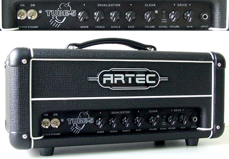 Artec Tube 5H Amp Head