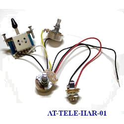 telecaster wiring harness music express canada Wiring Harness Diagram Chevy Wiring Harness