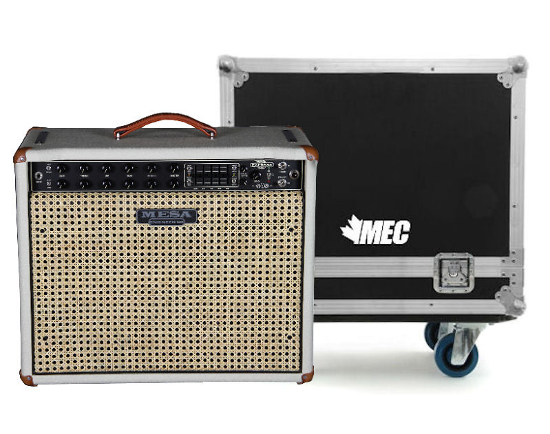 Flight Case for Amp 1×12 Lid Off