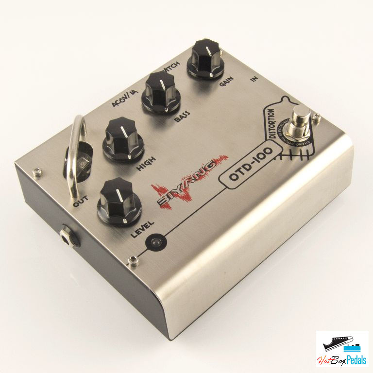 BIYANG TUBE DISTORTION OTD-100 STA