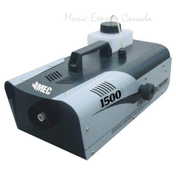 Fog Machine MEC-Z1500A