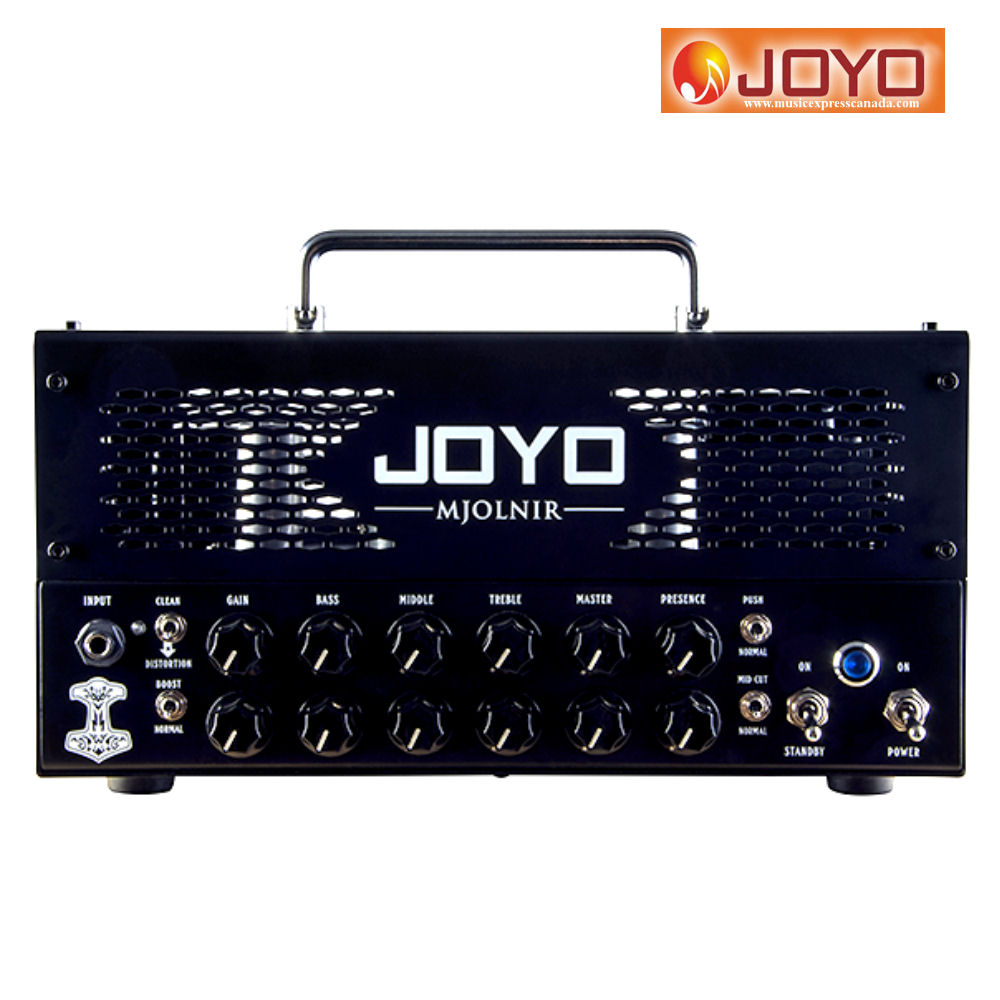 Joyo JMA-15 MJOLNIR All Tube 15 Watt Head