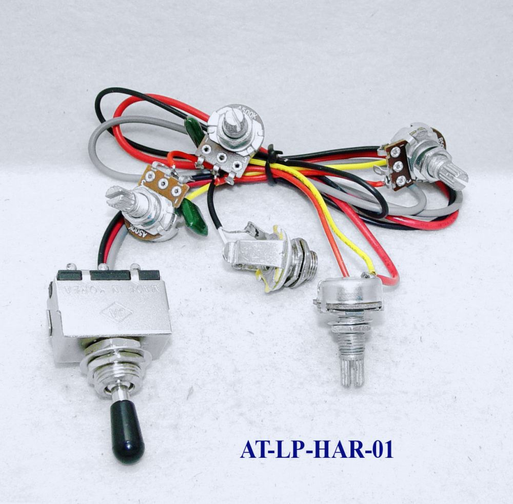 medium resolution of le paul wiring kit
