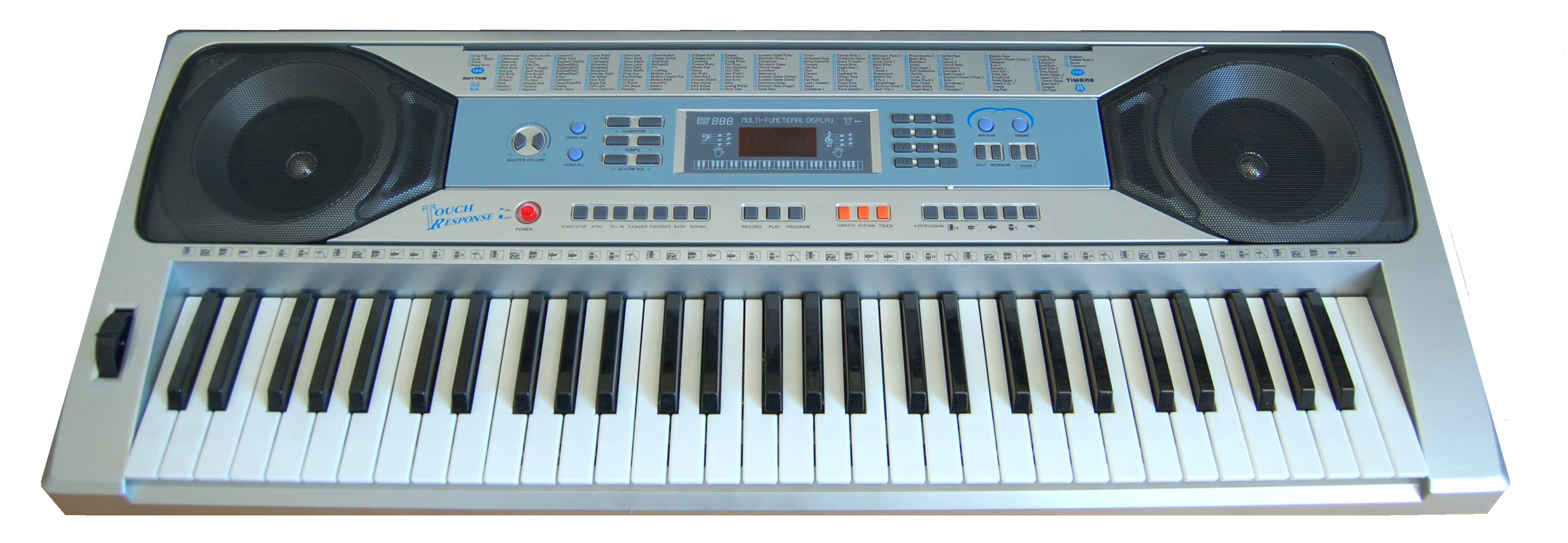 KEYTEK SK600 61 NOTES KEYBOARD