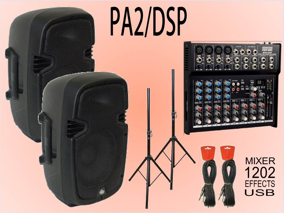 GROOVE FACTORY PA-2 DSP KIT