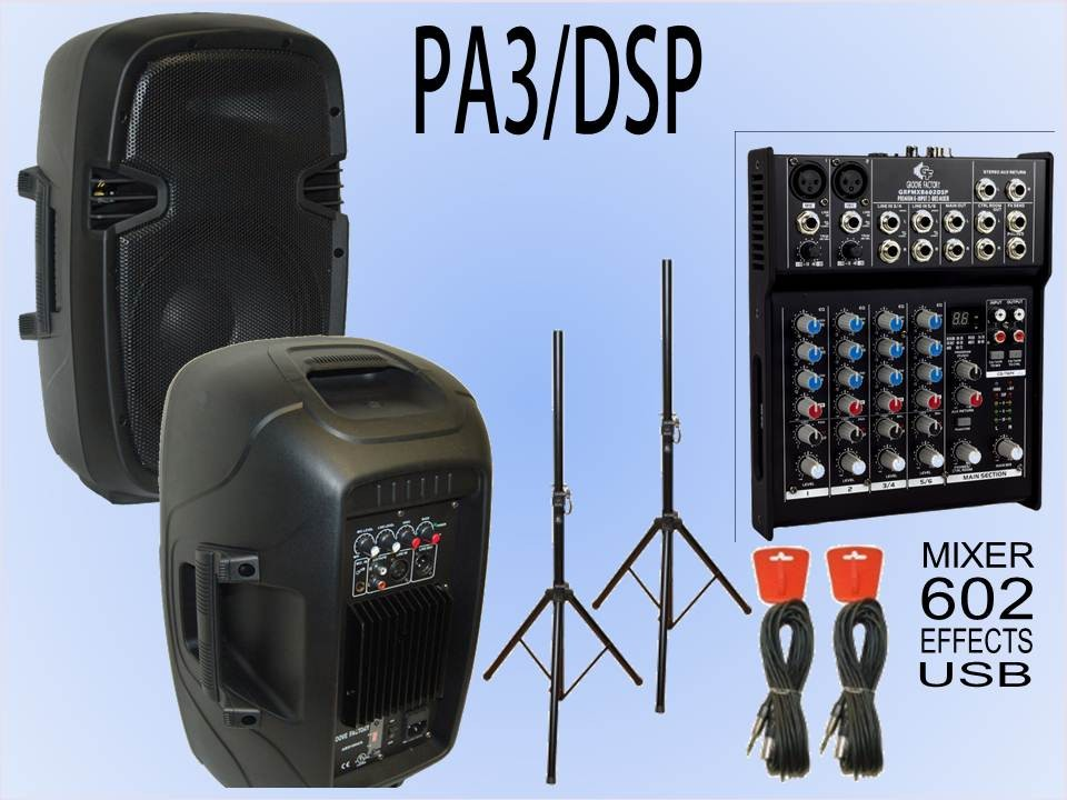 GROOVE FACTORY PA-3 DSP KIT