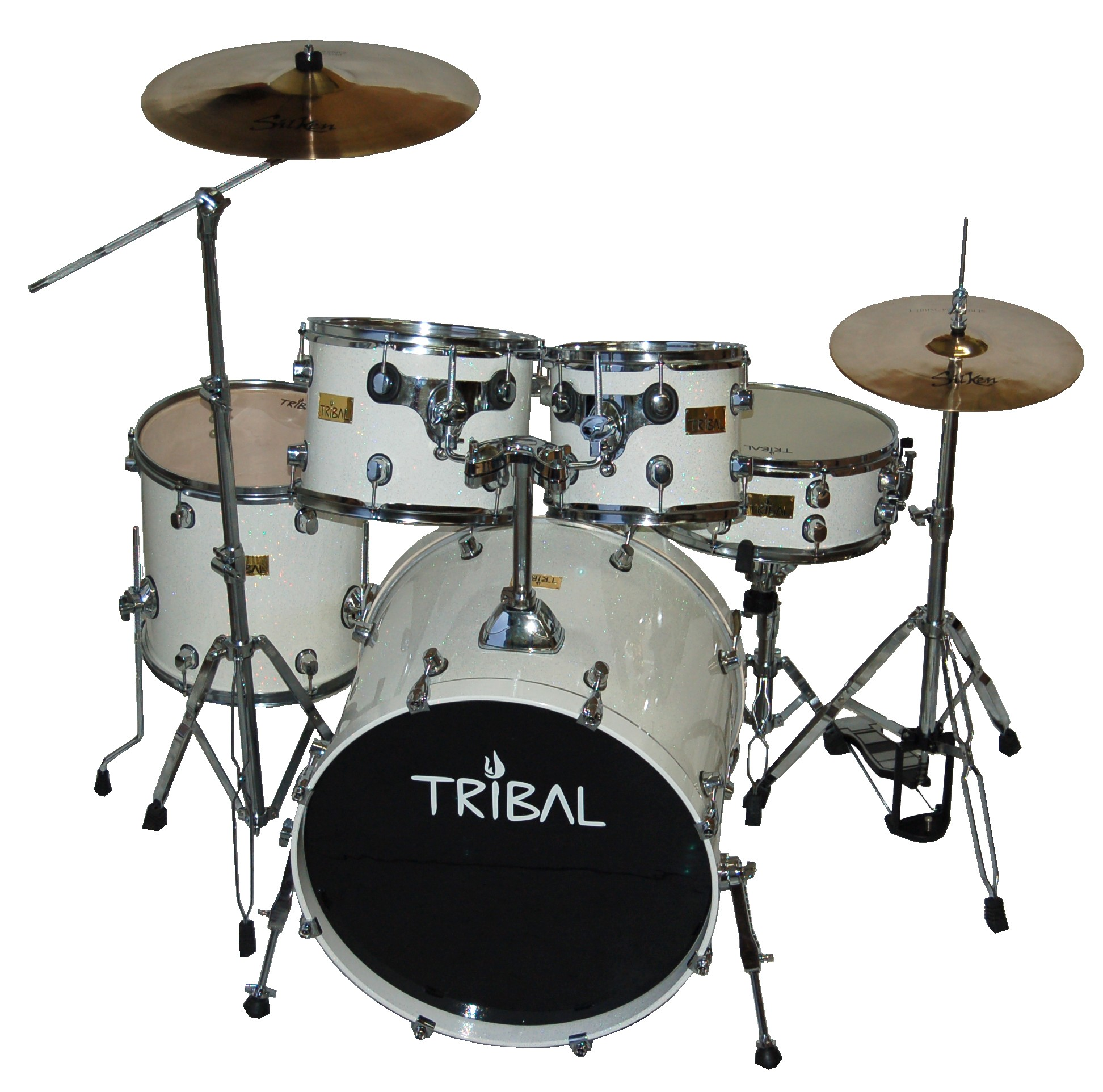 TRIBAL LANCE 805 SERIES – SPARKLE WHITE