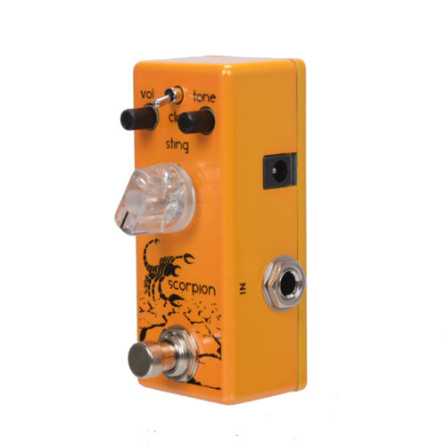 Movall Audio Mini Riot MM-01 Scorpion Distortion