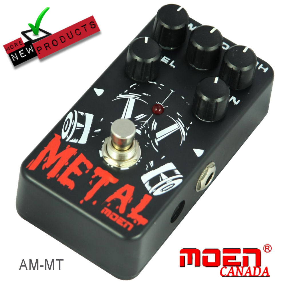 Moen AM- MT Metal Madness Distortion