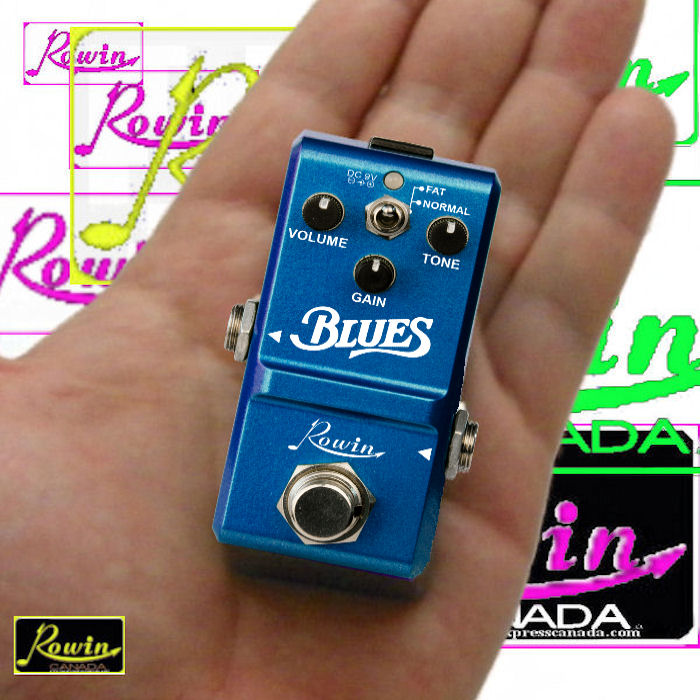 Rowin LN-315 Dumble NANO DUMBLER Amp Distortion