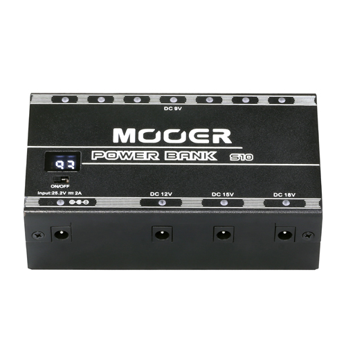 Mooer Power Bank S-10 Rechargeable Power Supply